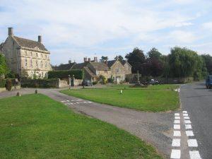 Biddistone Village Green